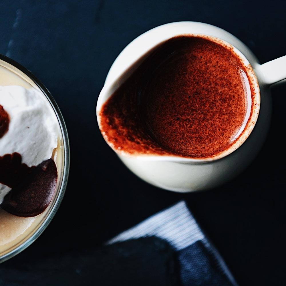 Čokoladni preljev